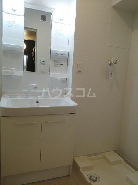 ときわの杜Ⅰ 02030号室の洗面所