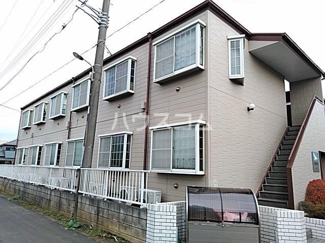 サンハイム鎌ヶ谷A棟 203号室の外観
