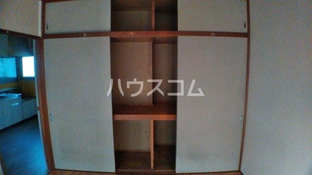 鈴木ハイツ 101号室の収納