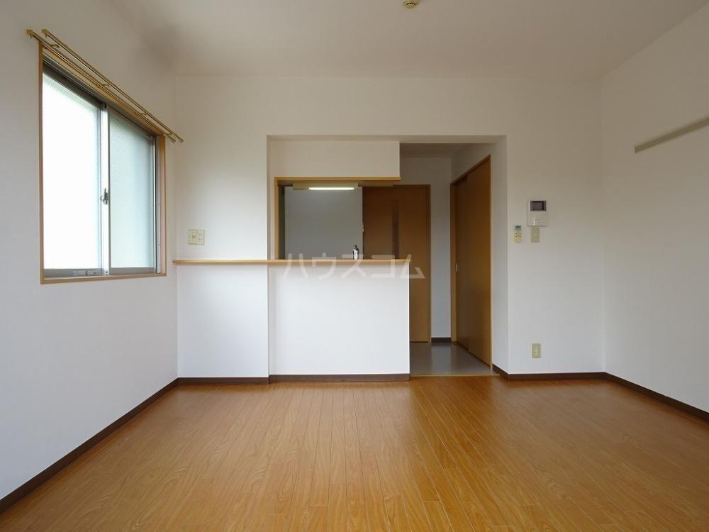 ブリランテ 203号室のキッチン
