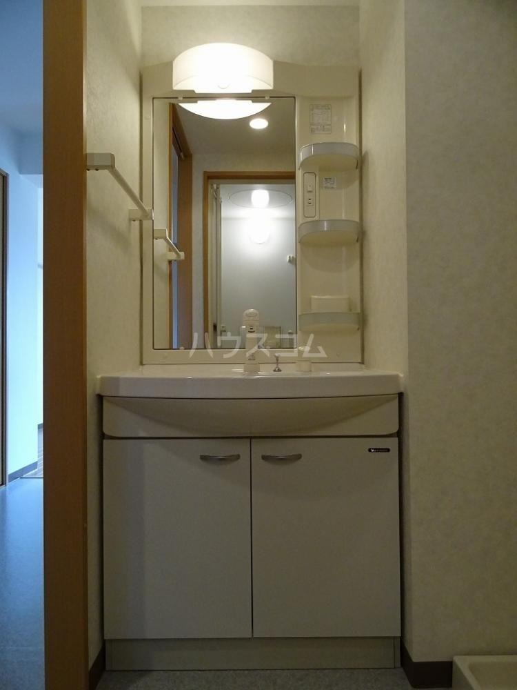 ブリランテ 203号室の洗面所