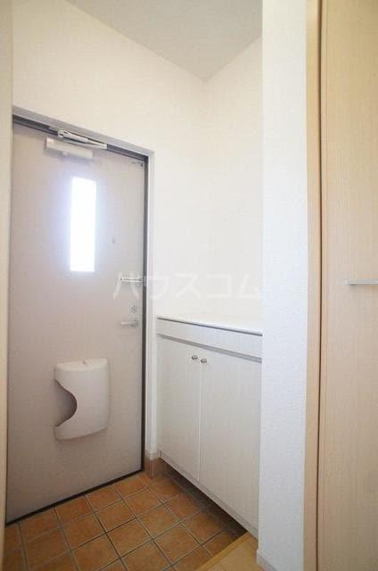 Belle Rosa 01040号室の玄関