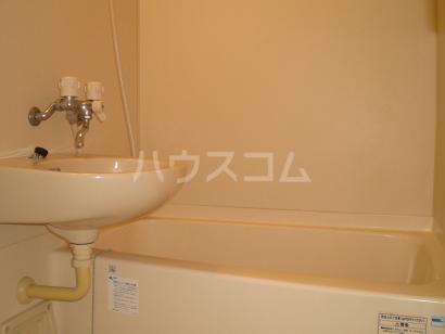 レオパレスエターナルガーデン 109号室の風呂