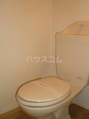 レオパレスエターナルガーデン 109号室のトイレ