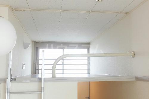 レオパレスエターナルガーデン 109号室の収納