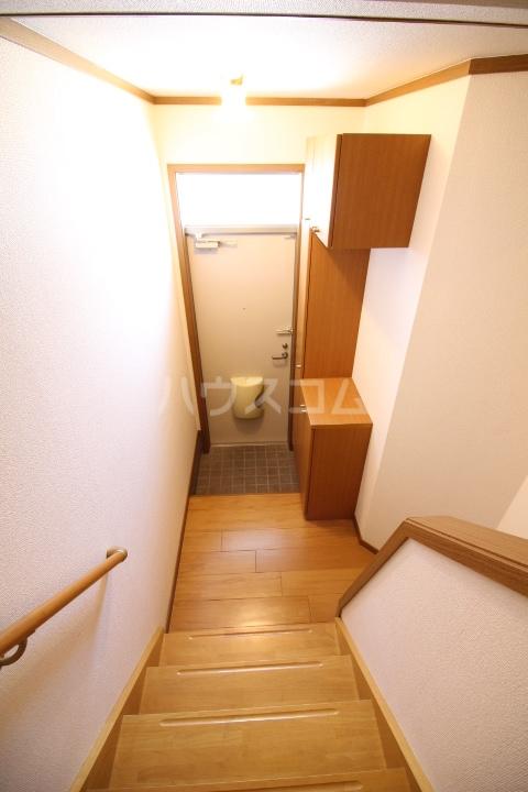 AIセゾン・fⅠ 02010号室の玄関