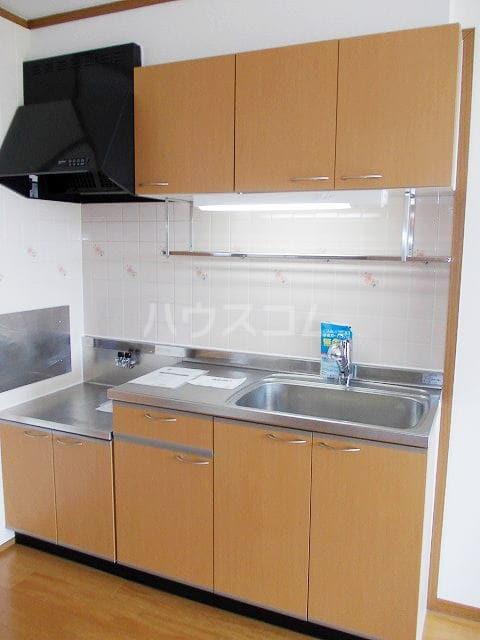 AIセゾン・fⅠ 02010号室のキッチン