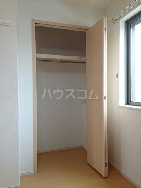 クレストⅠ 01020号室の収納