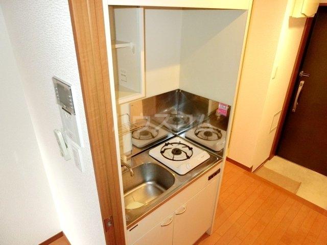 パテラ草加 207号室のキッチン