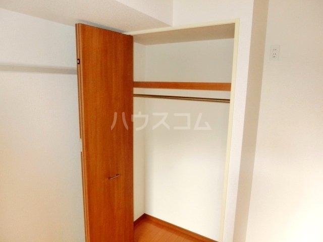 パテラ草加 207号室の収納