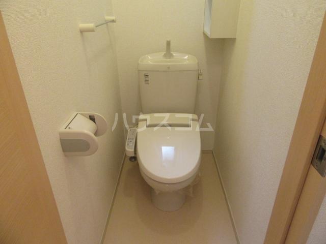 シャルマンⅢ 01010号室のトイレ