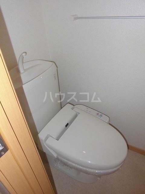 ベル・カーサ 02010号室のトイレ