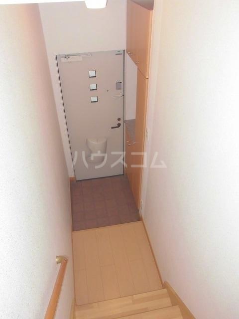 ベル・カーサ 02010号室の玄関