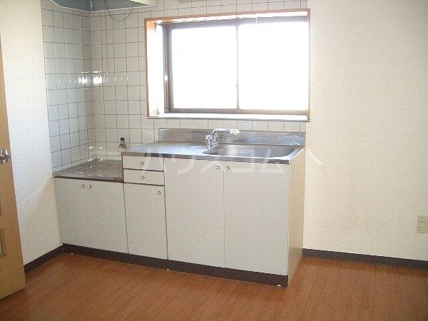 エレガンス小川 305号室のキッチン