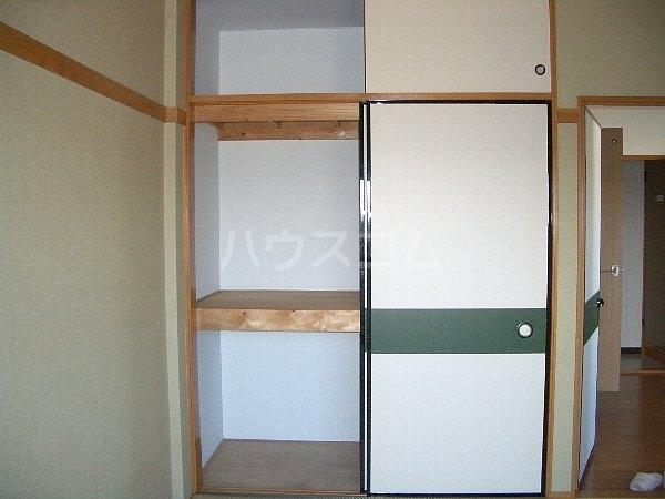 エレガンス小川 305号室の収納