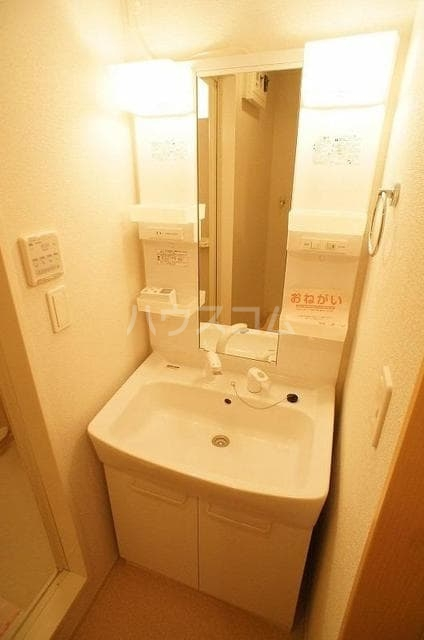 セレノ Ⅰ 01010号室の洗面所