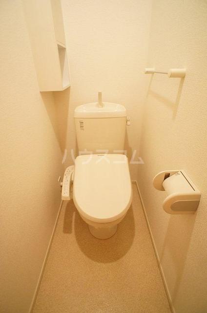 セレノ Ⅰ 01010号室のトイレ