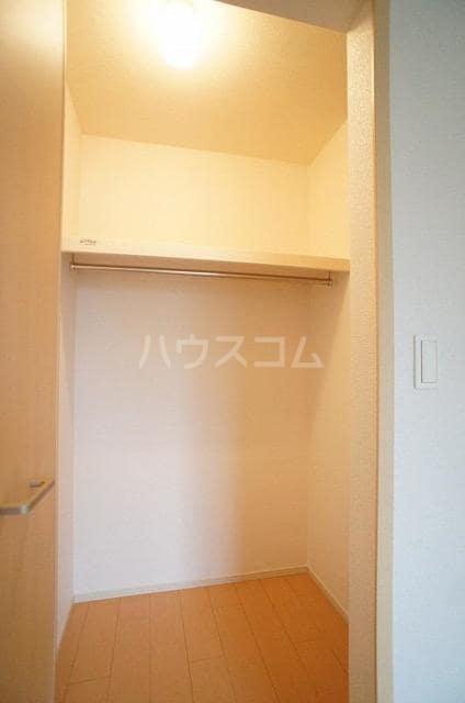 セレノ Ⅰ 01010号室の収納