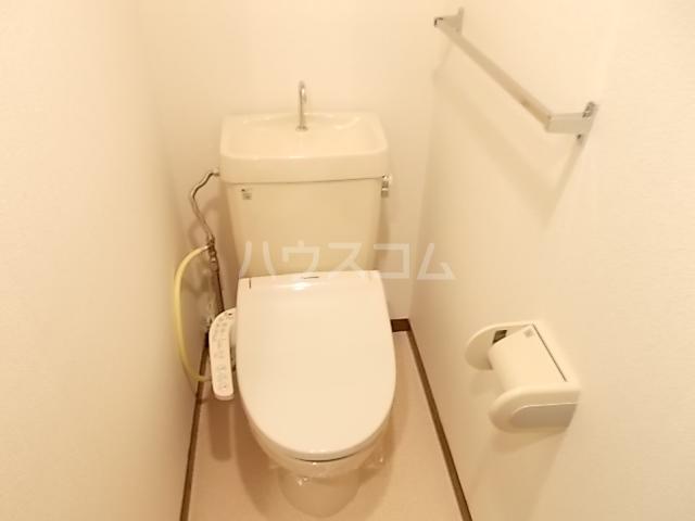ヴァンテアン 02010号室の洗面所