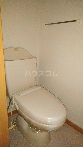 ライゼ・アルカンシエルC 02010号室のトイレ