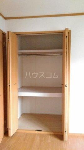 ライゼ・アルカンシエルC 02010号室の収納