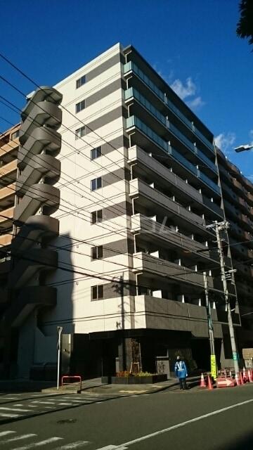 ヴィラージュ新横浜の外観