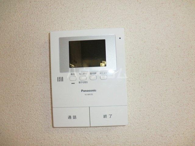 フォーレストマンション 203号室のセキュリティ