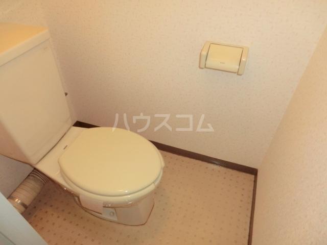 フォーレストマンション 203号室のトイレ
