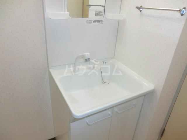 フォーレストマンション 203号室の洗面所