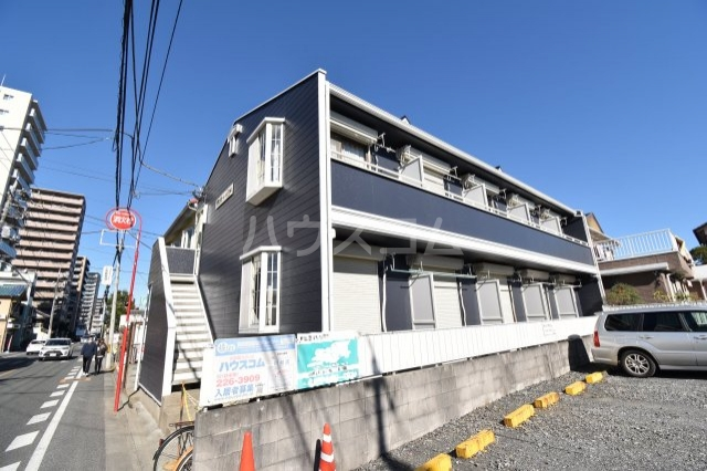 グランデュール本川越 205号室の外観