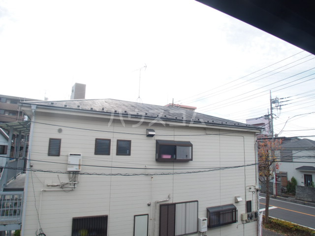 マルマツハイツ 201号室の景色