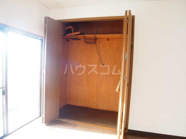 マルマツハイツ 201号室の収納