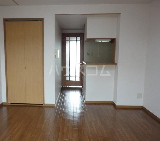 ANNEX 01050号室のリビング