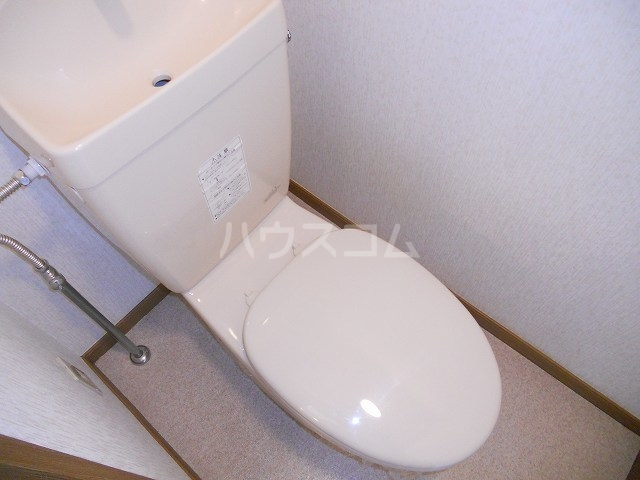 ANNEX 01050号室のトイレ