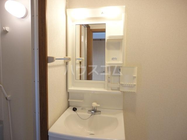 ANNEX 01050号室の洗面所