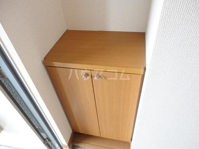 ANNEX 01050号室の玄関