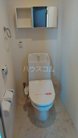 Porte Bonheur ~ポルテ ボヌール~ 301号室のトイレ
