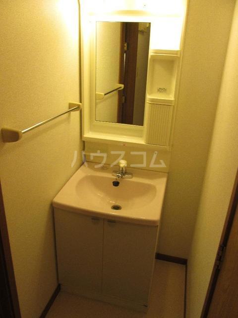キングパレス Ⅱ 02010号室の洗面所