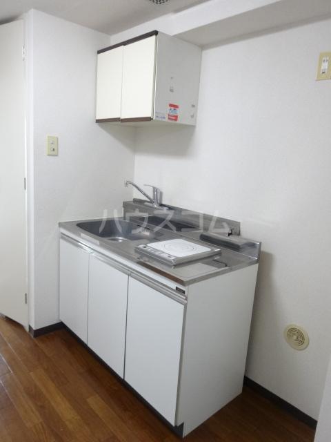 ムラキビル 401号室のキッチン