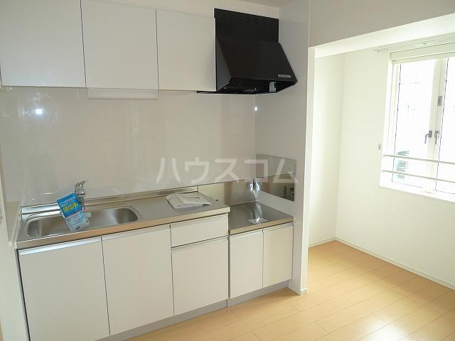 サンリットガーデンM 02010号室のキッチン