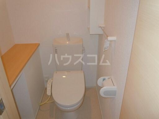サンリットガーデンM 02010号室のトイレ