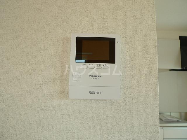 サンリットガーデンM 02010号室のセキュリティ