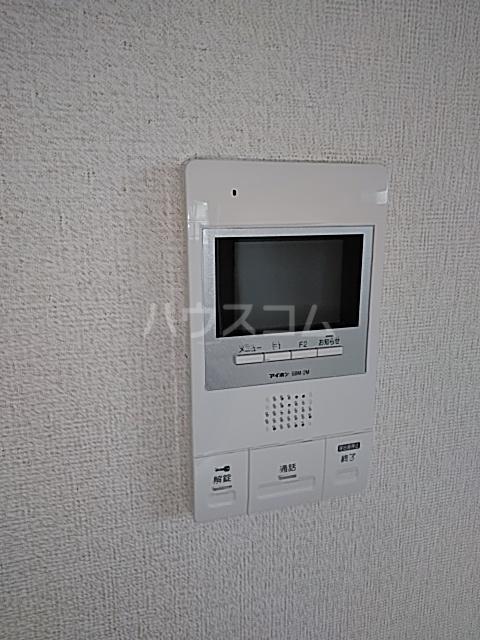 サンライズ・アベニューⅢ 02010号室のセキュリティ
