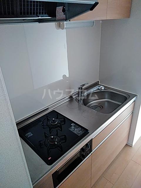 サンライズ・アベニューⅢ 02010号室のキッチン