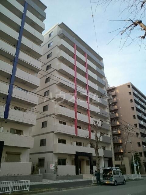 グランスイート新横浜Ⅱの外観