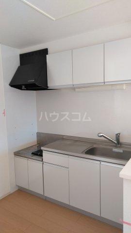 ヒルクレスト 02040号室のキッチン