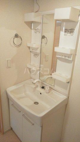 ヒルクレスト 02040号室の洗面所