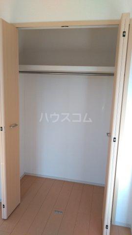 ヒルクレスト 02040号室の収納