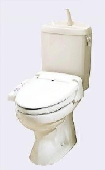 シャン・ド・フルールⅩⅦ 17 02030号室のトイレ
