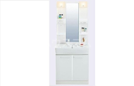 シャン・ド・フルールⅩⅦ 17 02030号室の洗面所